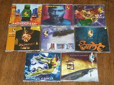Snap CD Single Sammlung (Rhythm 98, Rame, The World, Welcome, Rhythm, Colour+)