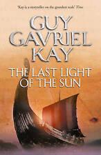 The Last Light of the Sun. Guy Gavriel Kay-ExLibrary