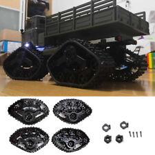 Améliorer Track Wheels pièces pour 1/16 WPL B14 C24 voiture militaire camion RC