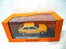 Opel Kadett D Hatchback  Orange   1979   Maxichamps  940044101