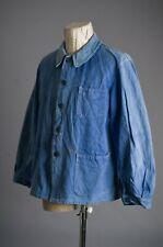 Vtg 40'S Solida French Chore Workwear Jacket