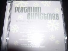Platinum Christmas (Ft Britney Spears TLC NSYNC Whitney Houston Dido) CD – New