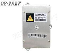 OE-PART: Replacement HID Ballast for HELLA D2S OEM Ballast (#5DV 008 290-00) 35W