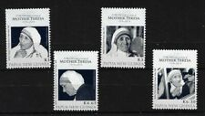 PNG SG1438/41, 2010 MOTHER THERESA SET MNH