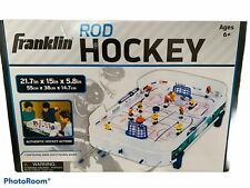 Franklin Rod Hockey Tabletop Game New in Box