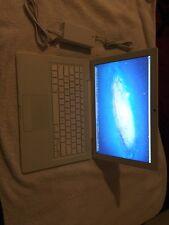 "MacBook 2.0GHz 2GBRAM 120 HD 13"" MB881LL/A Office 11 OS X 10.7 Adobe + Much More"