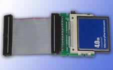 CF CARD IDE ADAPTER - 4GB - HDD Ersatz für AMIGA 600 / 1200 & ATARI FALCON