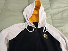 BOSTON BRUINS FLEECE JACKET BY TOUCH and G-III Sports YOUTH SMALL