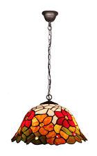 Lámparas Colgantes Tiffany : Colección BELL de 20x25-125x20cms.