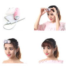 USB chargeable heated hair rollers portable electric curler Clip Bangs Styling