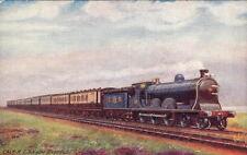 RAILWAY :  SCOTCH EXPRESSES - TUCK 'Oilette' 8619 set of six cards