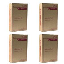 4 confezioni Hiti carta e nastro Set per S420 STAMPANTE, 50 Fogli stampe 4x6