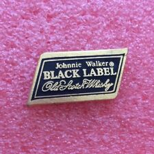 Pins WHISKY JOHNNIE WALKER BLACK LABEL Scotch Whiskey