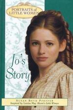 Jo's Story (Portraits of Little Women) by Pfeffer, Susan Beth
