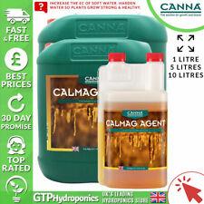 Canna CalMag Agent 10L - Calcium Magnesium Cal Mag Nutrient Buffering 10 Litre