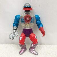 MOTU Masters of the Universe ROBOTO 1984 He Man Mattel Rare Vintage Figure