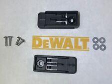 DUAL BIT HOLDER PAIR X2 DeWALT 20V MAX DRILL OR IMPACT