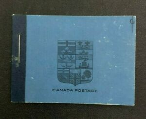 Canada Booklet #BK9 Complete Mint Never Hinged