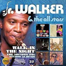 Jr. Walker & The All Stars - Walk In The Night - The Motown 70's Studi (NEW 3CD)