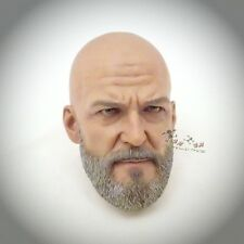 Hot Toys MMS164 Iron Man IRON MONGER Figure 1/6th Scale HEAD SCULPT