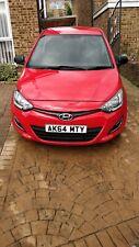 2014 Hyundai i20 1.2 3 door Low genuine mileage! 34,000 miles!!