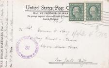 German Internee, Ft. McPherson, AL, 1919, See Remark (C1728)