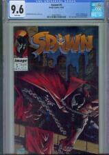 Spawn #5 Cgc 9.6 Wp, 1992, Image