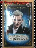 Hot Toys MMS 513 Fantastic Beasts Gellert Grindelwald 1/6 (Special Version) NEW
