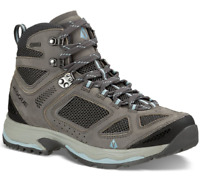 Vasque BREEZE III GTX Womens Hiking Boots (Gargoyle/Stone Blue, Size 8) MSRP$190