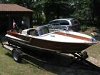 1962 Chris Craft, Holiday Runabout, Excellent condition