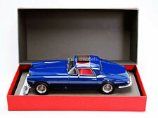 BBR 1955 Ferrari 375 AM Blue Ex. Gianni Agnelli Car LE of 100 1/18 Scale BBR1818