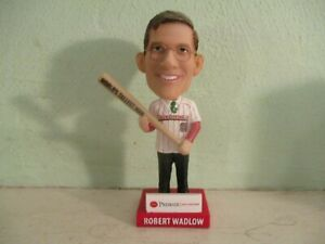 Alton River Dragons baseball bobblehead Robert Wadlow, Alton Giant - SGA 7/13/21