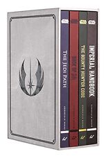 Star Wars: Secrets of the Galaxy Deluxe Box Set with Book of Sith + More NEW!