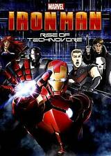 Iron Man: Rise of Technovore (DVD, 2013, Includes Digital Copy UltraViolet)
