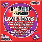 Party Tyme Karaoke: Love Songs 1