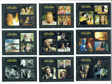 Quotable Star Trek Voyager Complete 9 Card Holodeck Chase Set H1-H9