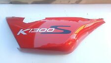 2008-2016 BMW K1300S 46627727820 Rear lateral part right, Magma Rot Red black