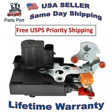Power Door Lock Actuator w/ Latch Assembly for CHEVROLET GMC Front Right