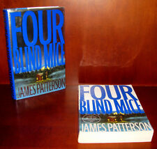 Four Blind Mice, James Patterson * Signed 1st Edition + Uncorrected Proof *ARC