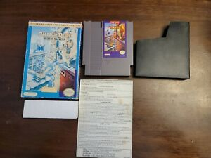 Chip 'N Dale: Rescue Rangers 2 (Nintendo NES) Game & Box - Tested - Authentic