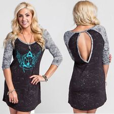 "Metal Mulisha ""Good Times"" Ladies Dress Size S"