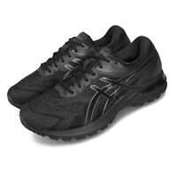 Asics GT-2000 8 4E Extra Wide Black Grey Men Running Shoes Sneakers 1011A688-001