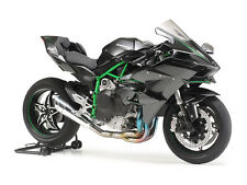 Tamiya 14131 1/12 Scale Motorcycle Model Kit Kawasaki Ninja H2R Spoke Bike