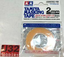Tamiya 87207 Ribbon of Masking Tape 2mm