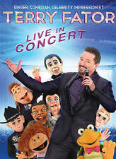 TERRY FATOR: LIVE IN CONCERT (NEW DVD)
