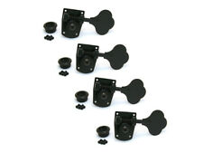Brand new set of hipshot hb7 black tuners for fender mex mexico (4 in line)