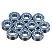 10Pcs 608/605/625/698/6700/MR63ZZ Deep Groove Ball Bearing Miniature Bearings