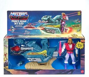 Masters of the universe - Prince Adam with Sky Sled (BNIB) Available now