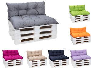Cuscini per pallet, Cuscini divani pallet, cuscini per sedie in / outdoor, nuovo