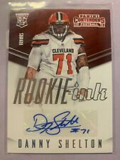 A5593 -  2015 Panini Contenders Rookie Ink #RIDS Danny Shelton Auto